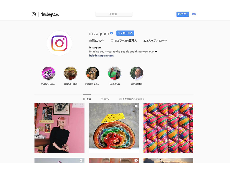 instagram mac 版