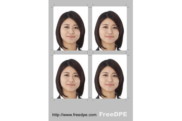 顔写真データ作成 機能の概要