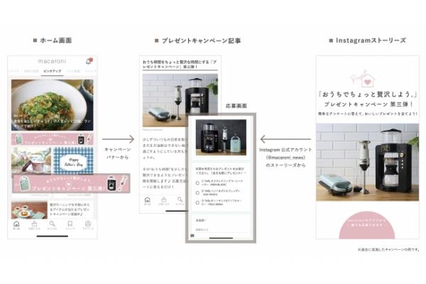 macaroni アプリ