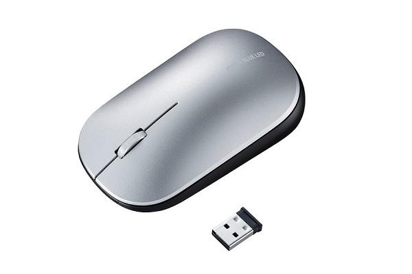 MA-WBLS174 ワイヤレスマウス