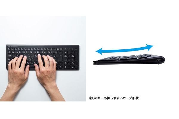 SKB-WL31.32SETBK キーボード設計