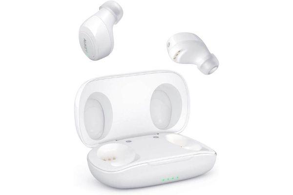 Hi-Fi高音質の完全ワイヤレスイヤホンEP-T16Sホワイト