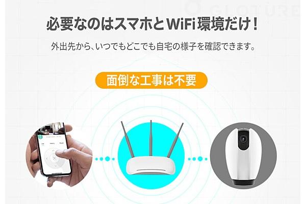 wifi接続環境