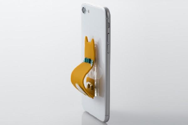 animalsmartphoneband 猫背