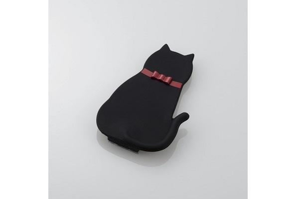animalsmartphoneband 黒猫