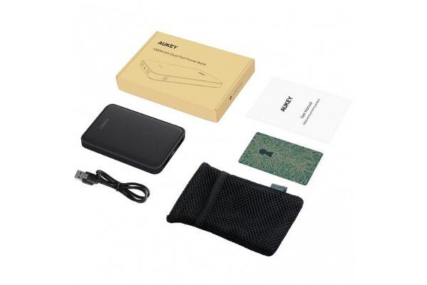モバイルバッテリー「AUKEY PB-N50」商品仕様