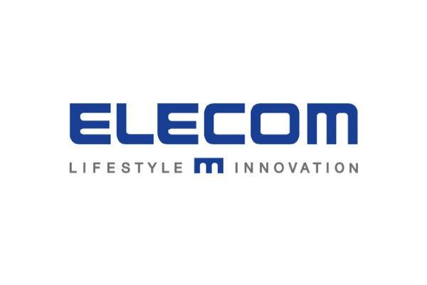elecomESDEMN 会社ロゴ