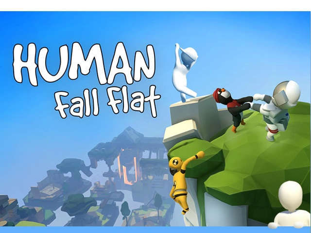 humanfallflatsale ゲーム画面