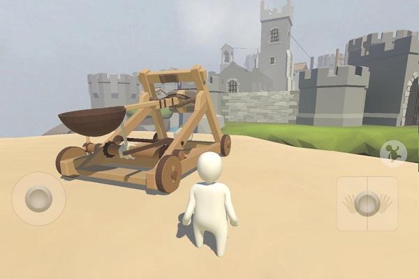 humanfallflatsale ゲーム画面2