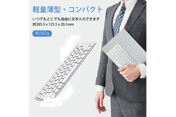 iCleverICBK01 薄型