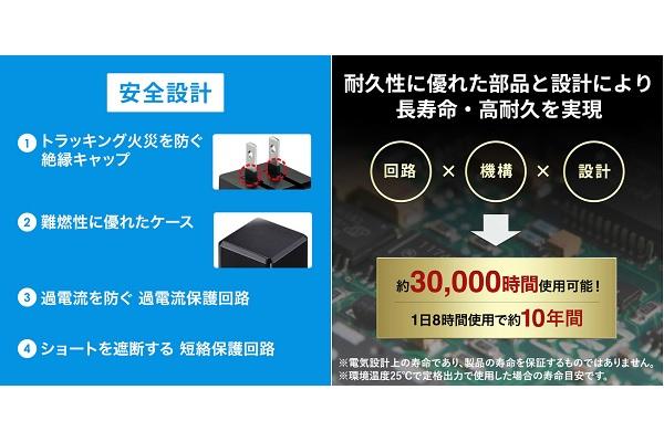 ACA-IP70 特徴③