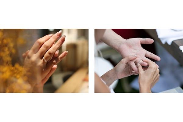 私たちのカタチ‐指輪‐
