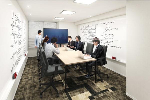 AOKI WORK SPACE会議室