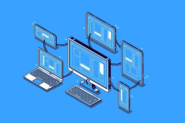 ノートパソコンをディスプレイに接続する設定方法