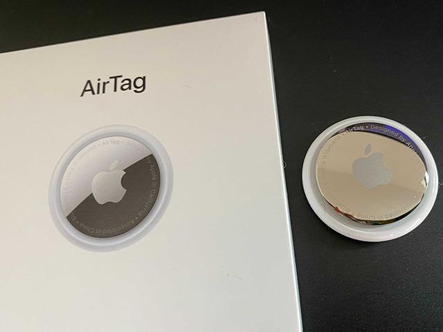 airtagが届きました