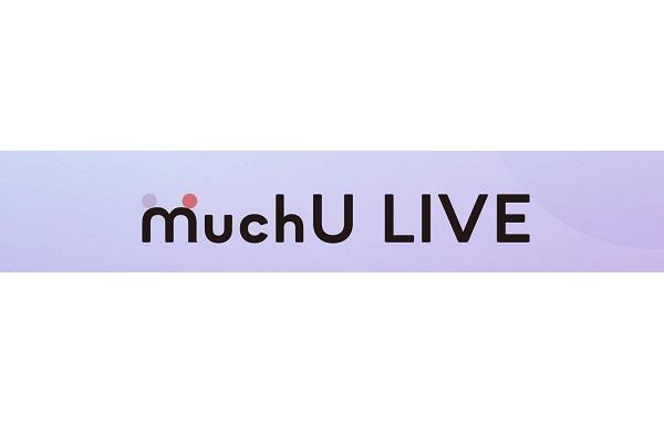 MuchULIVE 会社ロゴ