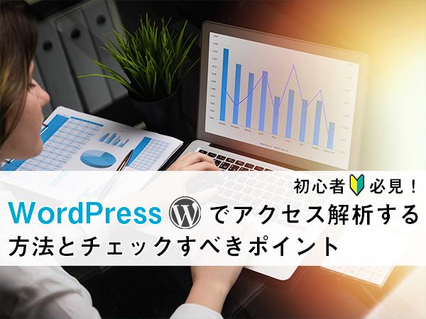 wordpress アクセス解析